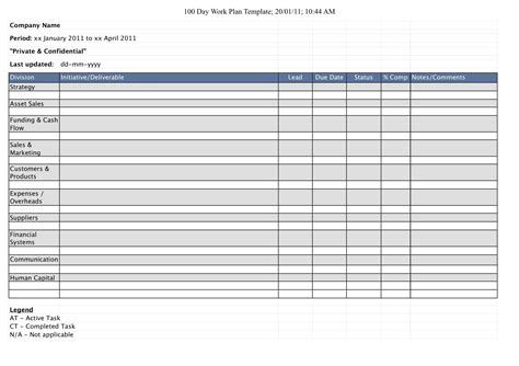best photos of staff work plan template work plan
