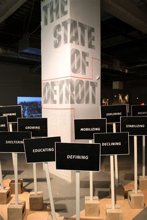 chicago booth design thinking the state of detroit chicago design museum exhibit uses