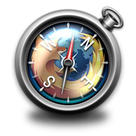 apple system browser compass series  icons transparent