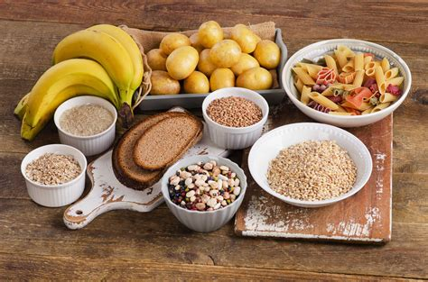 3 healthy carbohydrates carbs the the bad and the living healthy