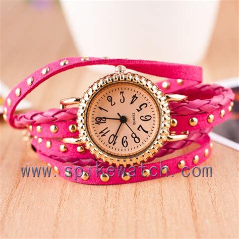 Odm Jam Tangan Jc04 5 new dress fashion wrap bracelet clock watches 2015 buy clock