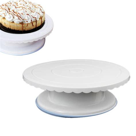 Cake Decorating Stand by Rotating Cake Stand Kootek 11 Inch Rotating Cake