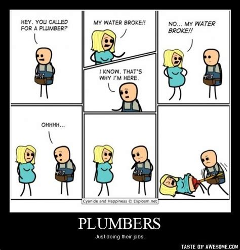 Plumbing Humour by 49 Best Plumbing Humor Images On Animal Humor