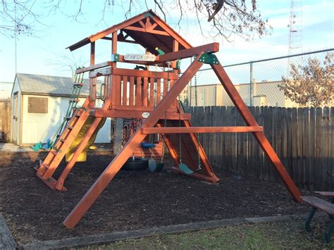 swing set installers 2017 swing set playground installation cost