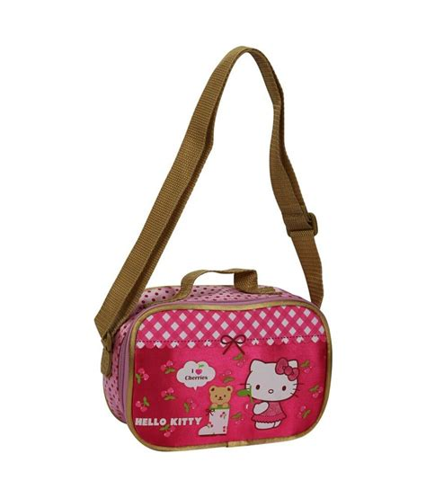 Lunch Bag Hello hello lunch bag 22x10x8 cm buy at best price