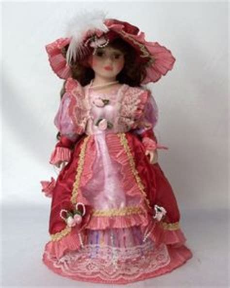 porcelain doll kinnex umbrella dolls on dolls