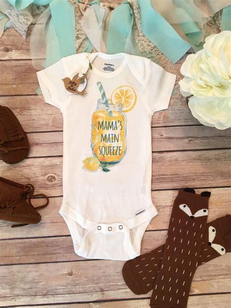 Lemonade For Baby Shower by Lemonade Onesie 174 Baby Shower Gift S Squeeze