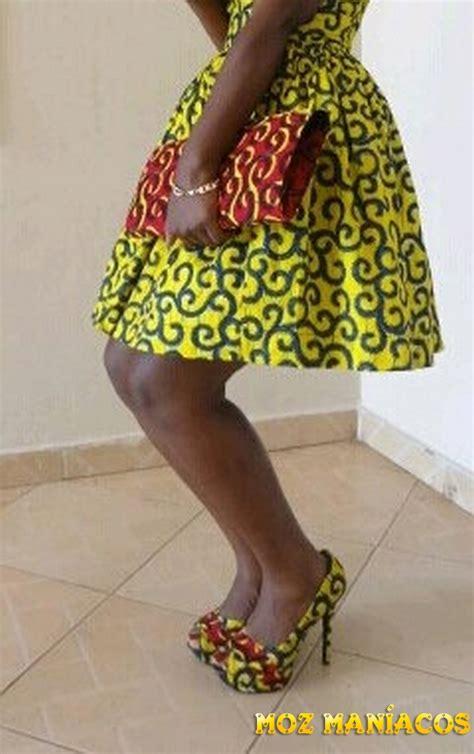 Look de hoje o problema dos vestidos de capulana
