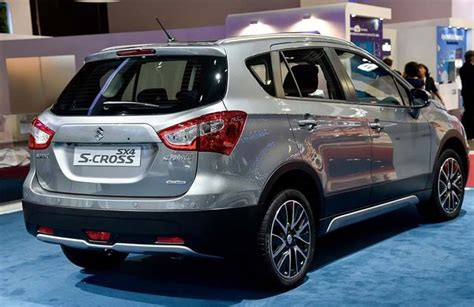 maruti suzuki sx4 s cross price maruti suzuki s cross launched price starts rs 8 34 lakh