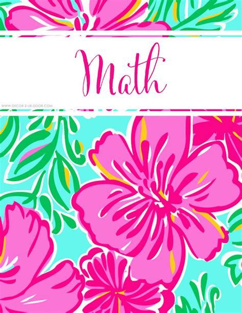 math binder cover templates 12 math binder covers baby