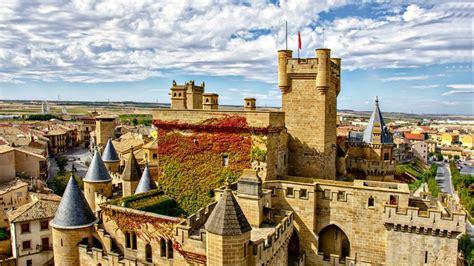 oficina turismo olite el castillo palacio real de olite descubre navarra turismo