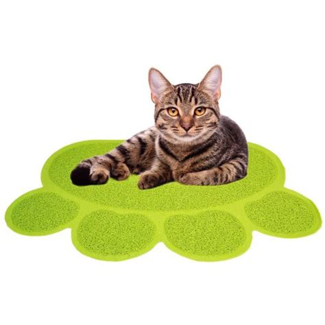 Cat And Mat by 5 Best Cat Litter Mats That Prevent The Spread Of Cat