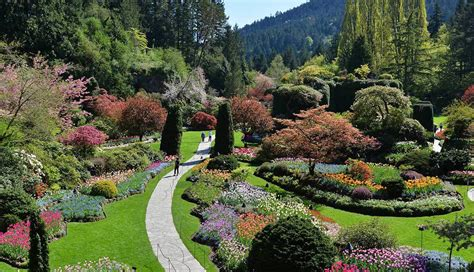 Butchart Gardens Tours butchart gardens city tour with butterfly