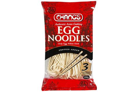 egg noodles changs flavours  asia