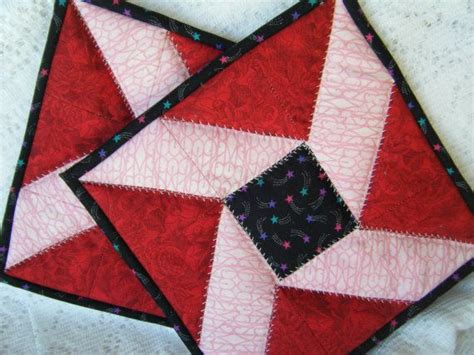 Handmade Pot Holders Patterns - 17 best ideas about quilted potholders on