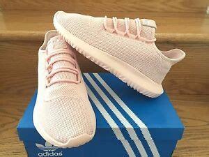 adidas tubular shadow knit pink salmon gs sz 4 7y boys bw1309 ebay