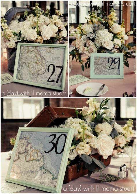 Best 25  Travel centerpieces ideas on Pinterest   Wedding