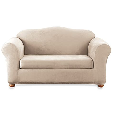 Sofa Covers Bed Bath And Beyond Buy Stretch Sofa Covers