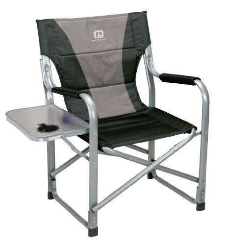 Kelty Chairs Camp Kitchen Outbound Deluxe Directors Chair With Side Table