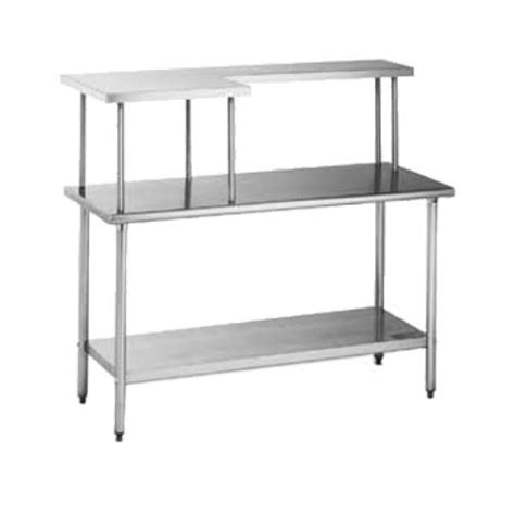 Table For Microwave by Shelf Table Mounted Microwave Oven Single Deck 12 Quot W