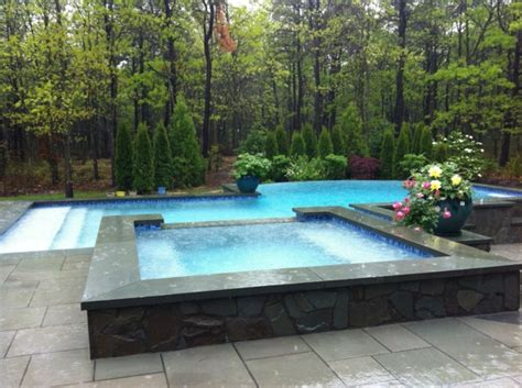 Garten Mit Pool Gestalten 2340 by Effektvolle Poolgestaltung Im Garten Archzine Net