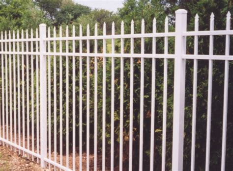 aluminum fence sections efs 10 elite ornamental aluminum fence discount fence supply