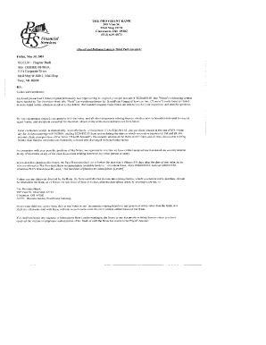 Mortgage Bailee Letter bailee letter flagstar bank fill printable