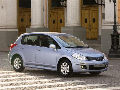 nissan tiida hatchback tiida hatchback 1st generation facelift tiida nissan