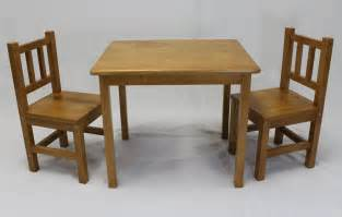table and chairs 3 pc set solid wood honey oak