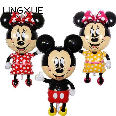 Dijamin Balon Foil Cake Minnie Mickey buy wholesale air balloon from china air balloon wholesalers