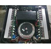 Busco Circuito De Amplificador Ciclos PA1600  Falla