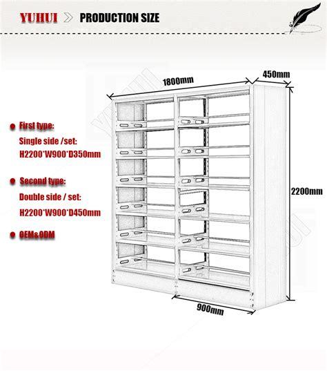 Rak Buku Standar 6 tier book rack library book rack library book rack