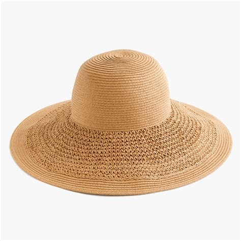 Hats To You by Textured Summer Straw Hat S Hats J Crew