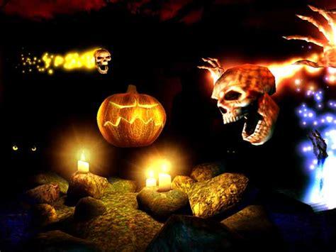holidays  screensavers halloween cool spooky