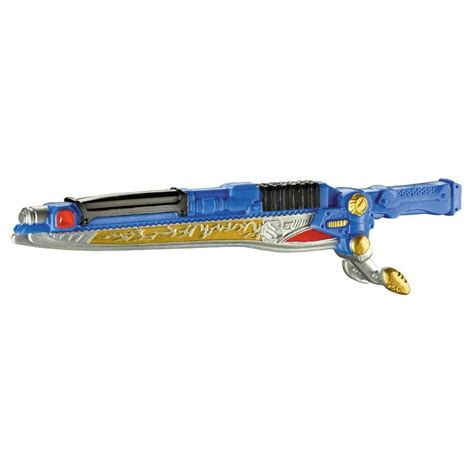 power rangers dino charge special ranger weapon blue
