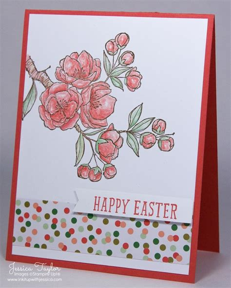easter card ideas easter card with blender pens st sets easter card