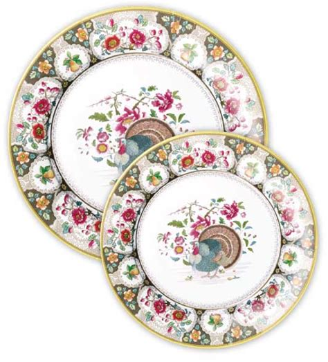decorative paper dinner plates thanksgiving paper plates place cards napkins more