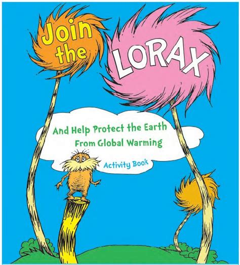 the lorax pictures from book lorax unless coloring pages