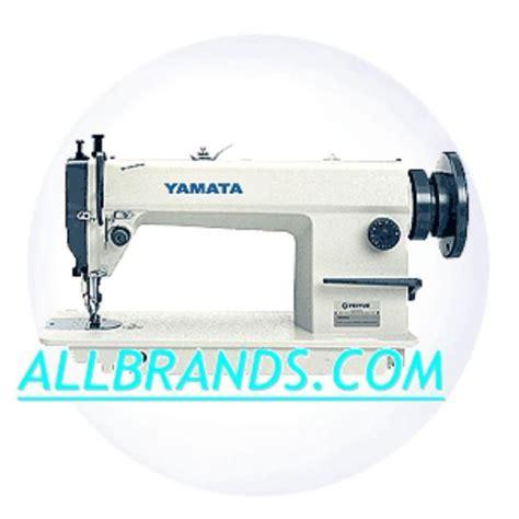 juki upholstery sewing machine yamata fy5318 walking foot upholstery sewing machine juki