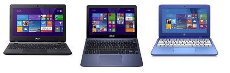 Hp Acer Vs Asus hp 11 asus x205 acer e11 compared