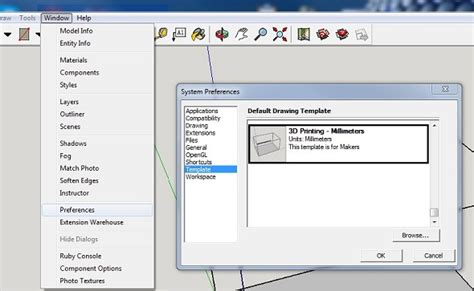 layout sketchup units 3d printing with sketchup 10 tips and tricks article