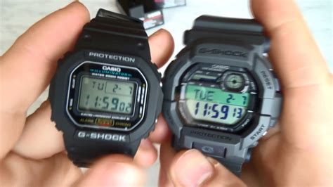 Casio G Shock Dw 5600 Tali Reggaepelangi casio g shock gd 350 dw 5600 visual comparison