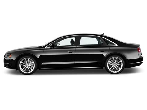 image 2015 audi a8 4 door sedan 3 0t side exterior view