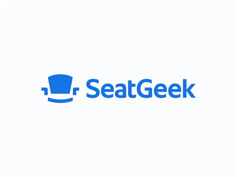seat geak brand new new logo for seatgeek by mackey saturday
