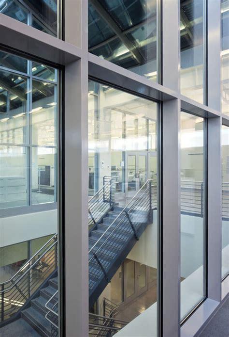 glass door ssoe volkswagen assembly plant curtain wall design