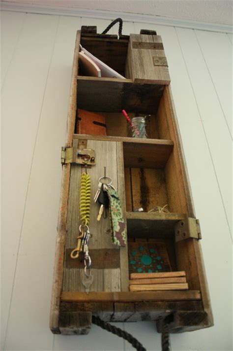 Ammunition Shelf by Repurposed Ammunition Box Organizer Modern Display And