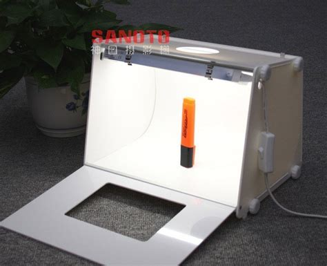 Portable Light Box by Free Shipping Professional Portable Mini Photo Studio