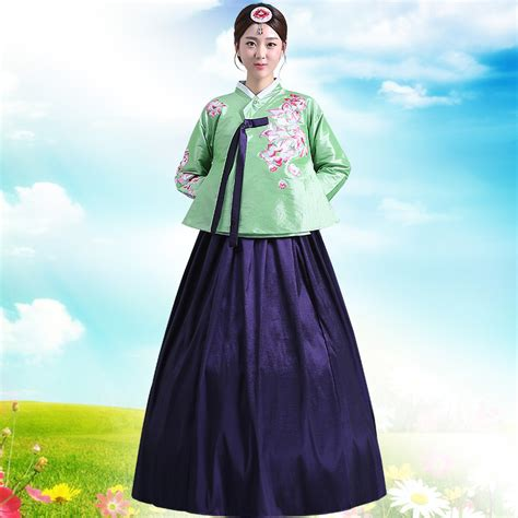 Hanbok Import Korea Free Sokchima 25 buy wholesale korean hanbok from china korean hanbok wholesalers aliexpress