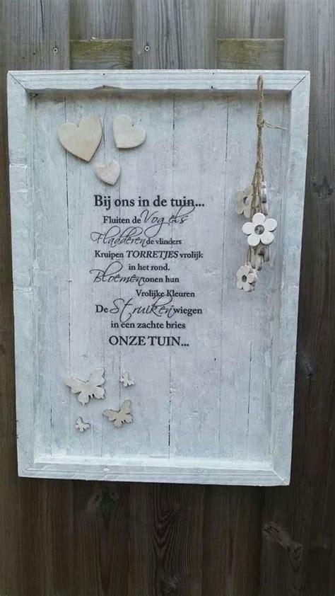 houten bord met tekst tuin 25 beste idee 235 n over houten kaders op pinterest houten