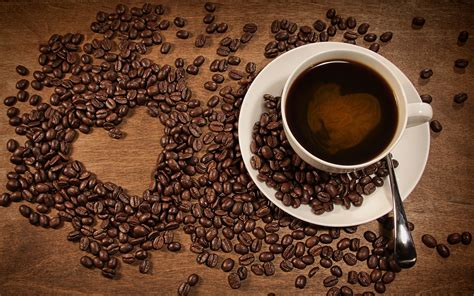 Coffee Wallpaper We Heart It | coffee art heart wallpaper wallpaper wallpaperlepi